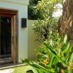 Shunyata Villas Bali Sea Villa Eingang