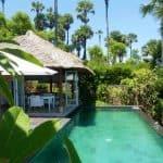 Shunyata Villas Bali Sea Villa private Pool