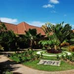 Zen Resort Bali Eingang