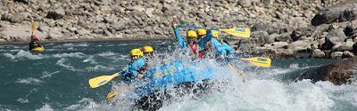 Rafting Newsletter