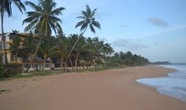 Hiru Mudra Villa Strand
