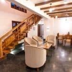 The Ayur Villa Lobby