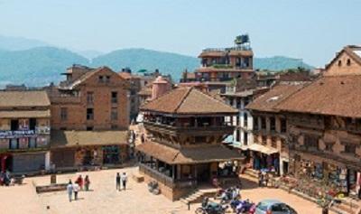 Bhaktapur_Taumadhi-Square