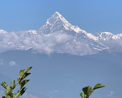 Machapuchare Nepal